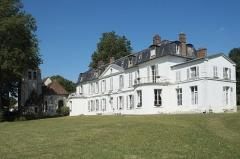 Château du Prieuré - Deutsch: Château du prieuré in Marolles-en-Brie im Département Val-de-Marne (Île-de-France/Frankreich)