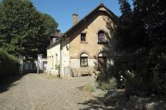 Château du Prieuré - Deutsch: Château du prieuré in Marolles-en-Brie im Département Val-de-Marne (Île-de-France/Frankreich), Nebengebäude