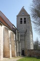 Eglise Saint-Julien-de-Brioude - Deutsch: Kirche Saint Julien de Brioude in Marolles-en-Brie (Val-de-Marne)
