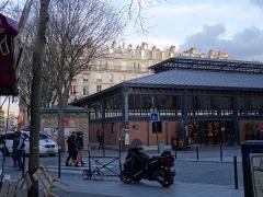 Pavillon Baltard -  Marché de la Chapelle à Paris 18e