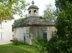 Aqueduc des eaux de Rungis (également sur communes de Fresnes, L'Hay-les-Roses, Cachan, Arcueil, Gentilly et Paris 14) -  Regard N° I de l'aqueduc Médicis