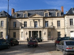 Château - English: The Castle of Sucy, in Sucy-en-Brie, Val-de-Marne, France.