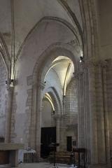 Eglise Saint-Martin - Deutsch: Katholische Pfarrkirche Saint-Martin in Sucy-en-Brie im Département Val-de-Marne (Île-de-France/Frankreich), Innenraum