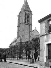 Eglise Saint-Cyr-Sainte-Julitte -
