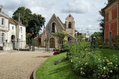 Eglise Saint-Pierre-Saint-Paul -  Vue de l'Eglise Saint Pierre Saint Paul à Villeneuve le Roi dans le Val de Marne