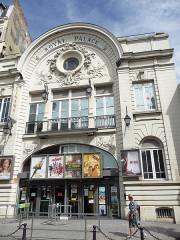 Cinéma Artel-UGC, ancien cinéma Royal Palace -  Nogent-sur-Marne