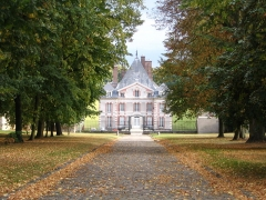 Château d'Ormesson - English: The castle of Ormesson-sur-Marne, Val-de-Marne, France.