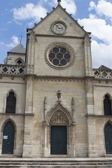 Eglise Saint-Pierre et Saint-Paul-du-Haut-Montreuil -  Église Saint-Pierre-et-Saint-Paul de Montreuil-sous-Bois / Seine-Saint-Denis - France