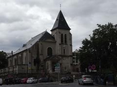 Eglise Saint-Germain -  L'église de Pantin.