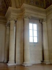 Carmel - Français:   Chapelle de l\'ancien Carmel, intérieur.