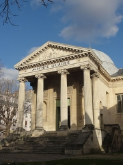 Carmel - Français:   Chapelle de l\'ancien Carmel.
