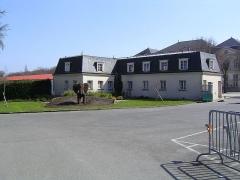 Ancien château de Vaujours, actuellement école Fénélon -  Collège et Lycée Fénelon, rue Alexandre Boucher  Photo personnelle (own work) de Marianna