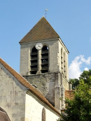 Eglise -  Clocher.
