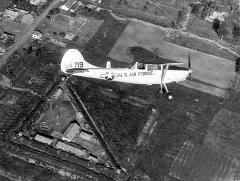 Allée couverte - English: A Forward Air Controller O1-E