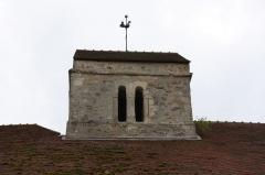 Eglise - Deutsch: Kirche Saint-Aignan in Arthies