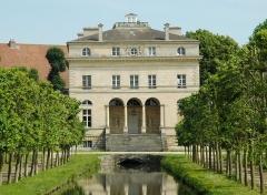 Abbaye de Royaumont - English: Palais abbatial de Royaumont