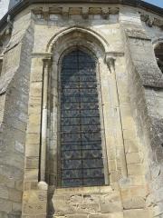 Eglise Saint-Lucien -  Église Saint-Lucien d'Avernes (voir titre).