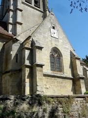 Eglise Saint-Denis -  Croisillon sud.