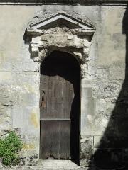 Eglise Saint-Denis -  Portail sud.