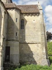 Eglise - Chœur, côté sud.
