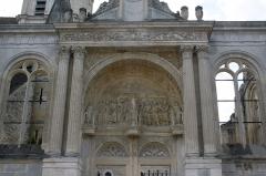 Eglise Saint-Christophe - Deutsch:   katholische Kirche Saint-Christophe in Cergy
