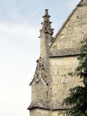 Eglise Saint-Germain-de-Paris -  Église Saint-Germain-de-Paris (voir titre).