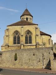 Eglise Saint-Pierre-ès-Liens -  Église Saint-Pierre-ès-Liens de Condécourt (voir titre).