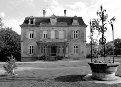Château de la Chesnaye dit aussi de Meaux -  Château de la Chesnaie, Eaubonne (?)