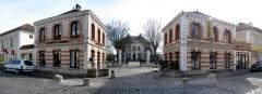 Hôtel de Mézières  , dit Château Goguel ou ancienne mairie - Français:   L\'Hôtel de Mézières à Eaubonne (Val-d\'Oise), France