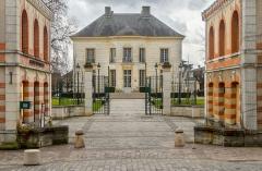 Hôtel de Mézières  , dit Château Goguel ou ancienne mairie - Français:   Eaubonne (95) - Hôtel de Mézières