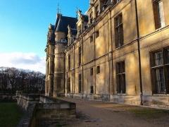 Domaine du Château d'Ecouen, actuellement musée de la Renaissance - Deutsch: Schloss Écouen