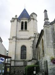 Eglise Saint-Acceul - Deutsch: Kirche Saint-Acceul in Ecouen
