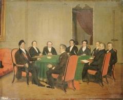 Domaine de Champlatreux - Dutch-French painter
