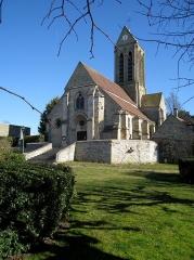 Eglise Saint-Caprais -  Eglise de Grisy les Plâtres, Val d'Oise, France