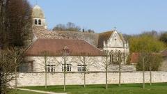 Eglise - English: Church of Guiry en Vexin, Val d'Oise, France