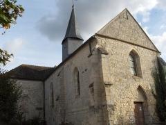 Eglise -  Eglise de la Sainte Trinité à Hédouville