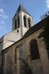 Eglise Saint-Martin - Deutsch: Katholische Pfarrkirche Saint-Martin in Herblay, einer Gemeinde im Département Val d'Oise (Île de France)