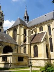 Eglise Saint-Martin - Français:   Croisillon sud.