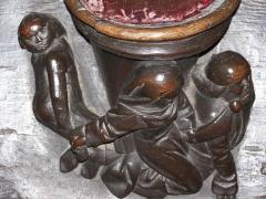 Eglise Saint-Martin - English: Misericord from L'Isle-Adam church (Val d'Oise) FRANCE