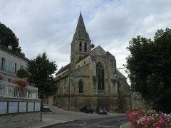 Eglise Notre-Dame - English:   Churches of jouy le moutier
