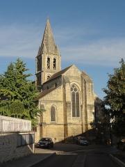 Eglise Notre-Dame -  Chevet.