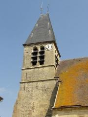 Eglise -  Église Saint-Gildard de Longuesse (voir titre).