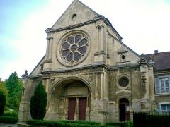 Eglise Saint-Côme-Saint-Damien - English: churche of luzarches