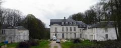 Château -  Château de Maudétour en Vexin (Val d'Oise, France)