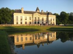 Château -  Chateau De Mery-sur-Oise