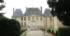 Domaine du château - English: castel of montgeroult
