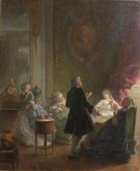Maison de Jean-Jacques Rousseau et Maison des Commères -