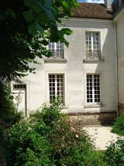 Maison de Jean-Jacques Rousseau et Maison des Commères - English: Montmorency (Val-d'Oise,Fr) Museum J.-J.Rousseau, principal building.