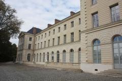 Domaine de Grouchy, actuellement Hôtel de ville -  Château de Grouchy d'Osny