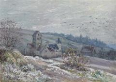 Eglise de Jouy-le-Comte -  église jouy le comte